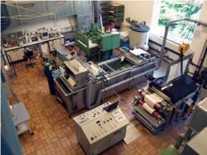 Pembuatan membran lembaran skala industri 2